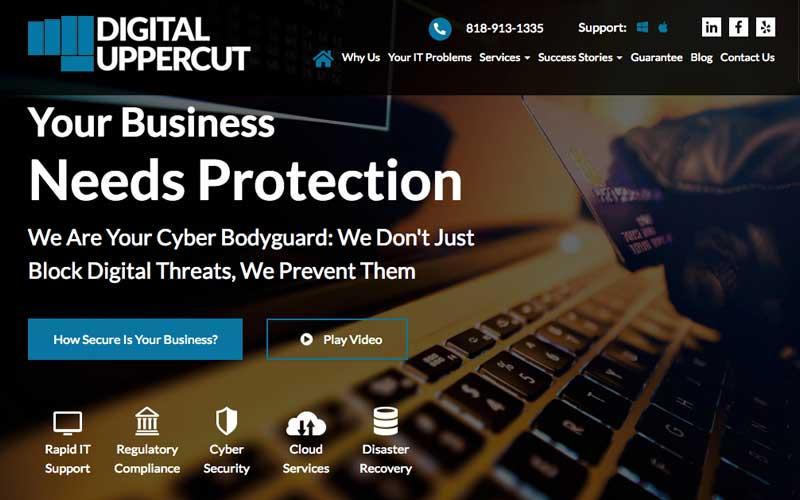 Digital Uppercut